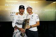 Bilder des Jahres: Jubel - Formel 1 2014, Verschiedenes, Bild: Mercedes AMG