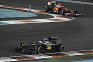 Rennen - Formel 1 2014, Abu Dhabi GP, Abu Dhabi, Bild: Sutton