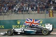 Rennen - Formel 1 2014, Abu Dhabi GP, Abu Dhabi, Bild: Mercedes-Benz