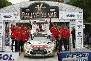 Sebastien Loeb bei der Rallye du Var - Mehr Rallyes 2014, Bild: Citroen