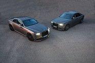 Rolls-Royce Wraith von Spofec - Auto 2014, Präsentationen, Bild: Spofec