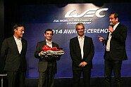 Jahressiegerehrung des ACO - WEC 2014, Verschiedenes, Bild: Adrenal Media