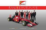 Präsentation Ferrari SF15-T - Formel 1 2015, Präsentationen, Bild: Ferrari