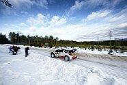 Shakedown - WRC 2015, Rallye Schweden, Torsby, Bild: Citroen