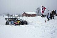 Tag 1 - WRC 2015, Rallye Schweden, Torsby, Bild: Volkswagen Motorsport