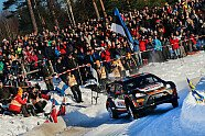 Tag 2 - WRC 2015, Rallye Schweden, Torsby, Bild: Sutton