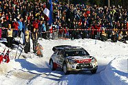 Tag 2 - WRC 2015, Rallye Schweden, Torsby, Bild: Citroen