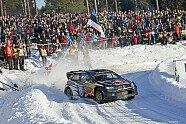 Tag 2 - WRC 2015, Rallye Schweden, Torsby, Bild: Volkswagen Motorsport