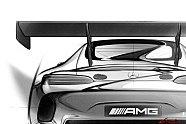 Vorfreude auf den Mercedes-AMG GT3 - Mehr Sportwagen 2015, Verschiedenes, Bild: Mercedes-AMG