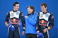 Tag 3 & Podium - WRC 2015, Rallye Schweden, Torsby, Bild: Volkswagen Motorsport