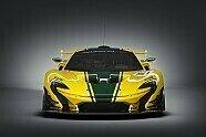 McLaren P1 und F1 GTR - Auto 2015, Präsentationen, Bild: McLaren Automotive