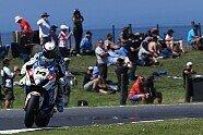 1. Lauf - Superbike WSBK 2015, Australien, Phillip Island, Bild: Suzuki