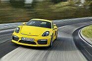 Porsches neuer GT - Auto 2015, Präsentationen, Bild: Porsche