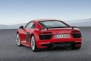 Audi präsentiert neue Modelle - Auto 2015, Präsentationen, Bild: Audi