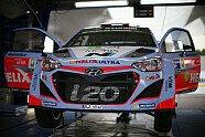 Vorbereitungen - WRC 2015, Rallye Mexiko, Leon-Guanajuato, Bild: Hyundai