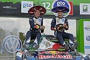 Tag 3 & Podium - WRC 2015, Rallye Mexiko, Leon-Guanajuato, Bild: Volkswagen Motorsport