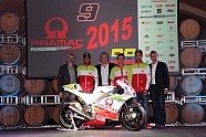 Pramac präsentiert 2015er-Bike - MotoGP 2015, Präsentationen, Bild: Pramac