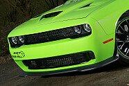 Der Dodge Challenger SRT Hellcat - Auto 2015, Präsentationen, Bild: Geigercars.de