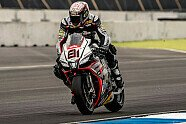 2. Lauf - Superbike WSBK 2015, Thailand, Buriram, Bild: Aprilia WSBK