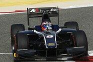 GP2: Testfahrten Bahrain - Tag 2 - GP2 2015, Testfahrten, Bild: GP2