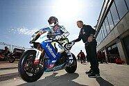3. Lauf - Superbike WSBK 2015, Spanien (Aragon), Motorland Alcaniz, Bild: Suzuki