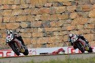3. Lauf - Superbike WSBK 2015, Spanien (Aragon), Motorland Alcaniz, Bild: Aprilia
