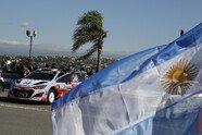 Tag 1 - WRC 2015, Rallye Argentinien, Villa Carlos Paz - Cordoba, Bild: Hyundai