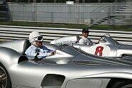Formel 1, Stirling Moss: Die schönsten Bilder seiner Karriere - Formel 1 2015, Verschiedenes, Bild: Mercedes-Benz