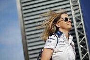 Susie Wolff in Bildern: Die 30 schönsten Fotos der Power-Frau - Formel E 2015, Verschiedenes, Bild: Sutton