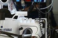 Technik - Formel 1 2015, Spanien GP, Barcelona, Bild: Sutton