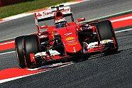 Freitag - Formel 1 2015, Spanien GP, Barcelona, Bild: Ferrari