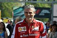 Samstag - Formel 1 2015, Spanien GP, Barcelona, Bild: Ferrari