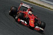 Rennen - Formel 1 2015, Spanien GP, Barcelona, Bild: Ferrari