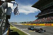 Rennen - Formel 1 2015, Spanien GP, Barcelona, Bild: Mercedes-Benz