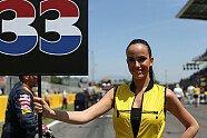 Girls - Formel 1 2015, Spanien GP, Barcelona, Bild: Sutton