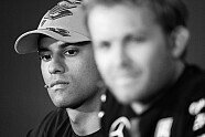 Black & White Highlights - Formel 1 2015, Spanien GP, Barcelona, Bild: Sutton