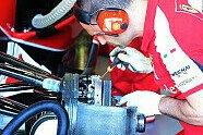 Technik - Formel 1 2015, Kanada GP, Montreal, Bild: Sutton