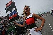 Kanada: Zeitreise mit den heißesten Girls aus Montreal - Formel 1 2015, Verschiedenes, Kanada GP, Montreal, Bild: Sutton