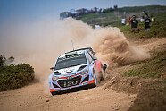 Tag 2 - WRC 2015, Rallye Italien-Sardinien, Alghero, Bild: Hyundai