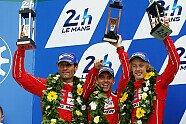 Rennen - 24 h Le Mans 2015, 24 Stunden von Le Mans, Le Mans, Bild: Porsche