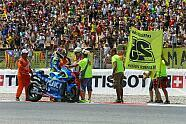 Sonntag - MotoGP 2015, Catalunya GP, Barcelona, Bild: Suzuki