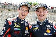 Tag 3 & Podium - WRC 2015, Rallye Italien-Sardinien, Alghero, Bild: Hyundai