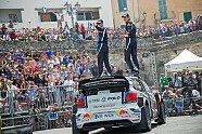 Tag 3 & Podium - WRC 2015, Rallye Italien-Sardinien, Alghero, Bild: Volkswagen Motorsport