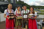 Girls - Formel 1 2015, Österreich GP, Spielberg, Bild: Motorsport-Magazin.com
