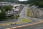 13. - 15. Lauf - Formel 3 EM 2015, Spa-Francorchamps, Spa-Francorchamps, Bild: Sutton