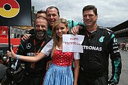 Österreich: Zeitreise mit den hübschesten Girls aus der Steiermark - Formel 1 2015, Verschiedenes, Österreich GP, Spielberg, Bild: Sutton