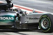 Mittwoch - Formel 1 2015, Testfahrten, Spielberg, Spielberg, Bild: Mercedes-Benz
