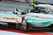 Mittwoch - Formel 1 2015, Testfahrten, Spielberg, Spielberg, Bild: Sutton