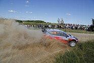 Shakedown & Tag 1 - WRC 2015, Rallye Polen, Mikolajki, Bild: Hyundai