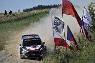 Shakedown & Tag 1 - WRC 2015, Rallye Polen, Mikolajki, Bild: Sutton